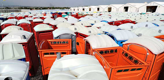 Champion Portable Toilets in Redondo Beach, CA